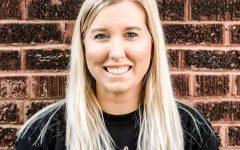2019-2020 Cannelton HiLife newspaper adviser Jaci Herzog - teacher at Cannelton City Schools.