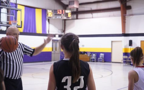 Evansville Racers Defeat 8th Grade Lady Bulldogs