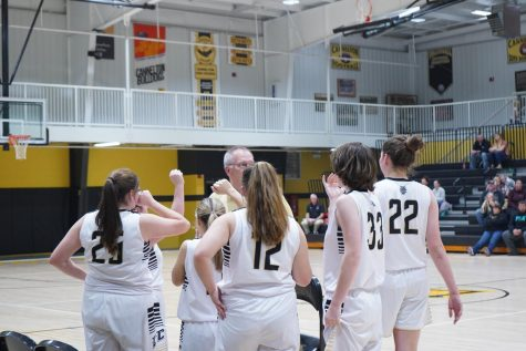 8th Grade Girls Take Down Cloverport in Season Opener