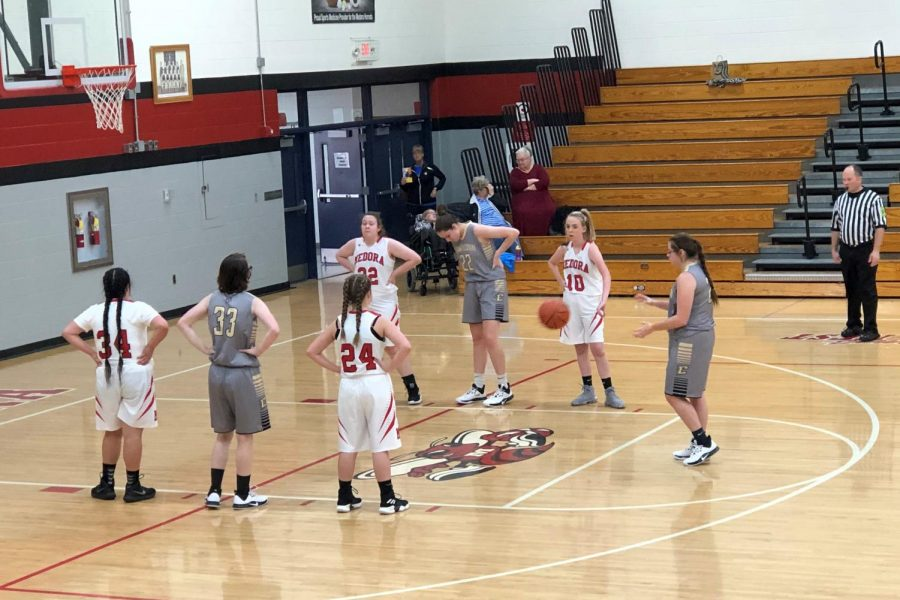 Lady Bulldogs Earn 2nd in SRC Tournament