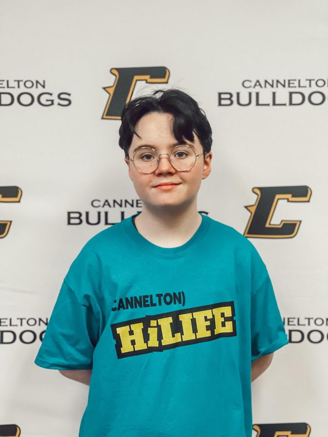 Cannelton HiLife staff member Jayce Henson.