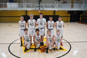 Season Preview: Junior High Boys Basketball