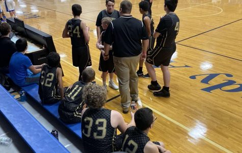 Junior High Boys Fall to Aces