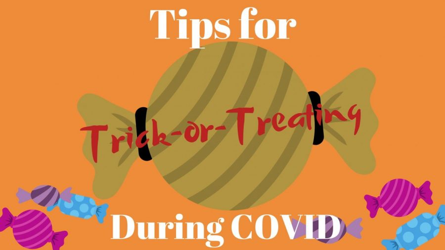 Trick or treating during a pandemic will be different, but it can still be fun AND safe!