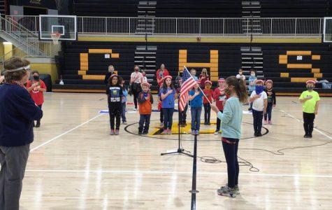Veterans Day: Myers Elementary Music Program