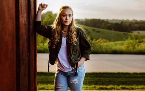 Senior Spotlight: Mariah Rainbolt