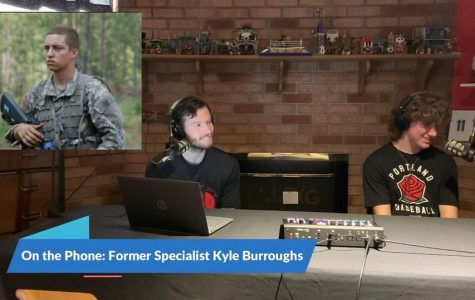 Off the Tracks Veterans Day Special 3 of 3: Former Specialist Kyle Burroughs