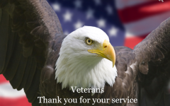 Veterans - Thank you for your service!