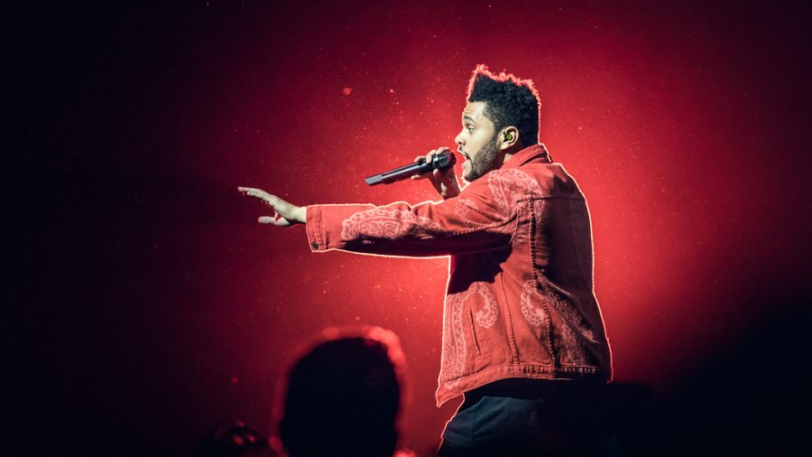Hit artist The Weeknd performed at this year's Super Bowl LV halftime show - with mixed reviews. (Photo by Kim Erlandsen)