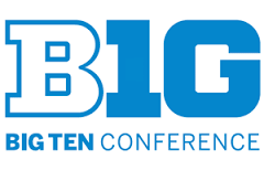 The Big Ten Conference includes many of college basketball