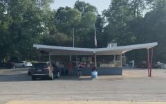 Since its reopening, Walls Drive In has had a steady stream of customers.
